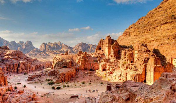 dịch vụ visa Jordan giá rẻ hcm