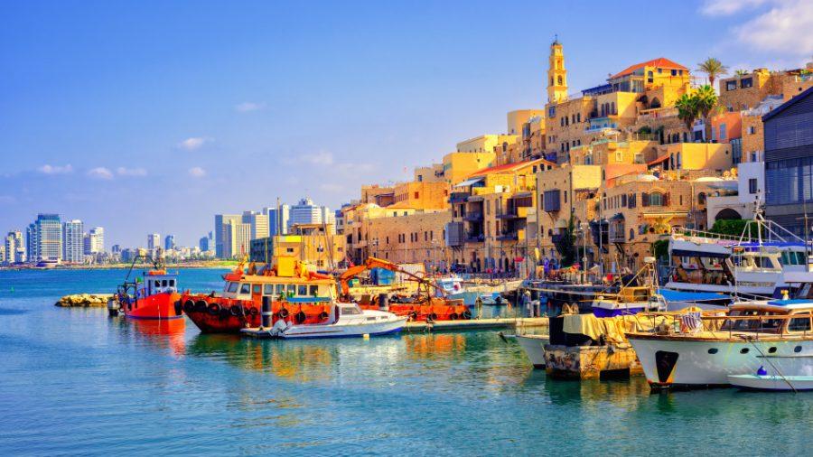 một điểm tham quan khi du lịch israel